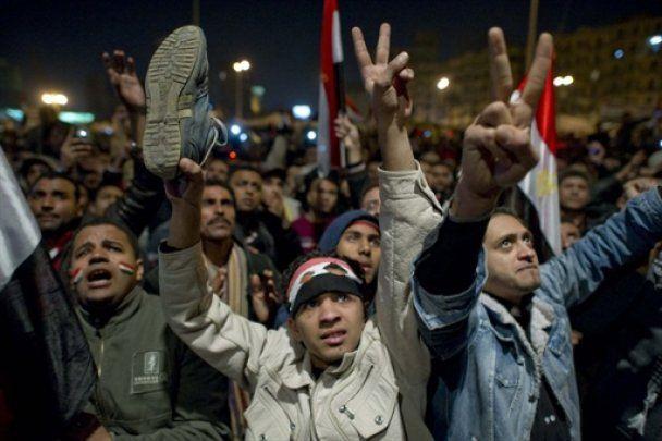 Хвиля арабських революцій докотилася до Росії