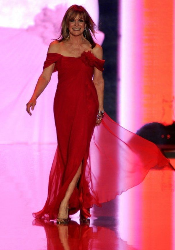 Дита фон Тиз открыла Неделю высокой моды в Нью-Йорке