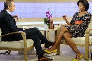 Мишель Обама удивила модных критиков
