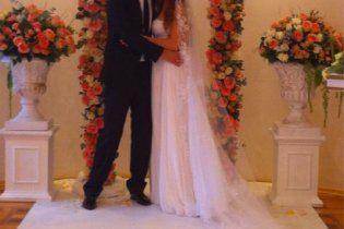 Свадьба Анны Седоковой все-таки состоялась