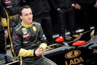 Кубіца може виступити на фініші сезону Формули-1