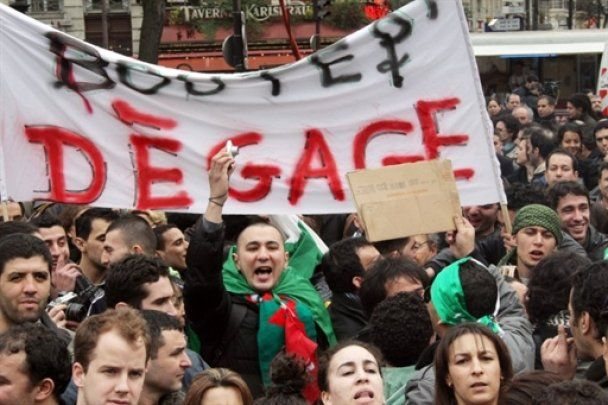 Алжир отменил режим чрезвычайного положения, действовавший 19 лет
