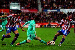 """""""Спортинг"""" перервав рекордну серію """"Барселони""""  (відео)"""