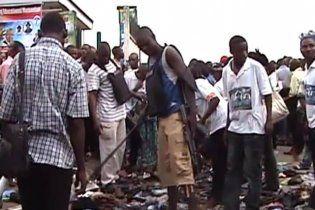У Нігерії після промови президента в тисняві загинули 15 людей
