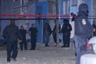 В Мексике неизвестные напали на бар и убили 21 человека