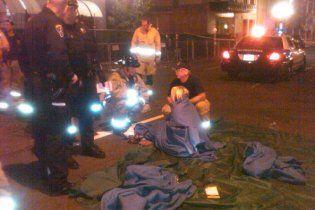 Таксист в Калифорнии заснул за рулем и сбил 25 человек
