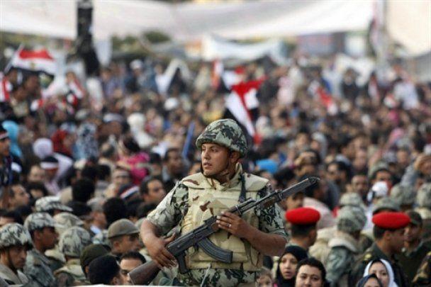 Волна арабских революций докатилась до России