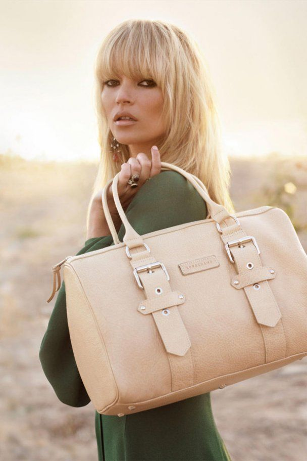 Кейт Мосс спить із сумками