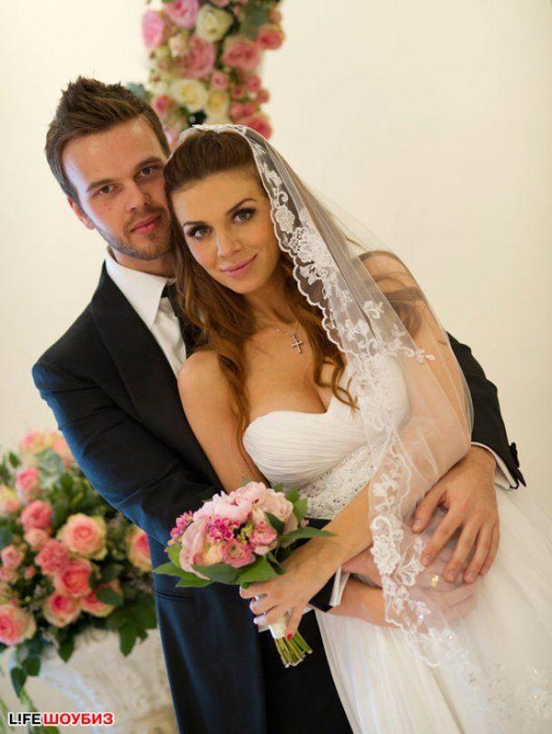 Анна Седокова отгуляла громкую свадьбу