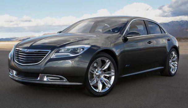 Lancia показала свои версии седана и кабриолета Chrysler 200
