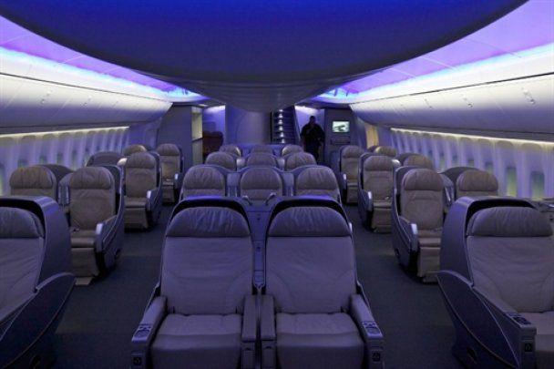 Boeing представил новую версию авиалайнера 747