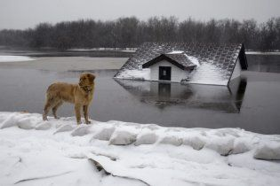 На заході України починається повінь