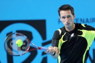 Українські тенісисти вилетіли з престижного турніру у США