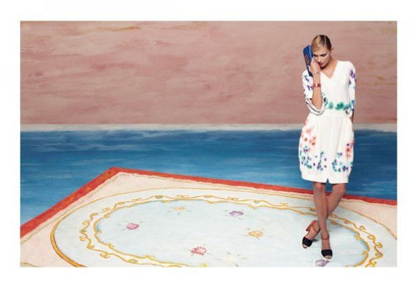 Fendi призывает модниц к экспериментам