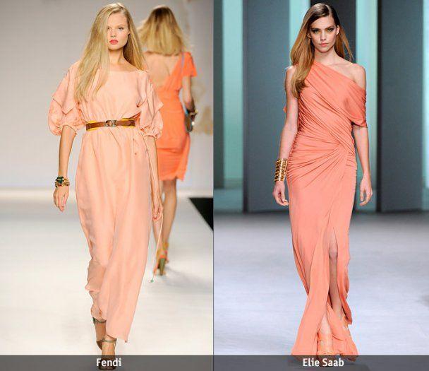 Розовый цвет возвращается в моду
