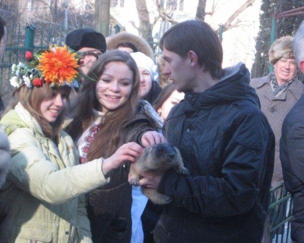 Львівські бабаки напророкували ранню весну