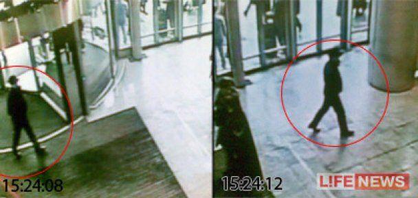 """Смертник из """"Домодедово"""" был под кокаином и разгуливал по терминалу час"""