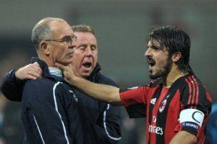 УЄФА жорстоко покарала Гаттузо за напад на тренера