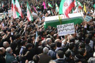 Стражи Исламской революции поддержали демонстрантов в Иране