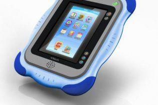 Створено перший у світі планшетник для дітей