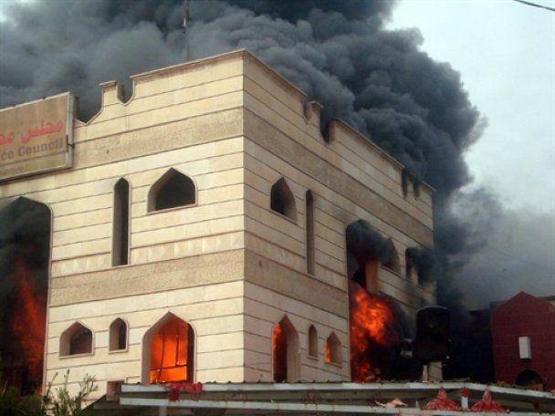 На півдні Іраку люди атакували резиденцію губернатора, є поранені