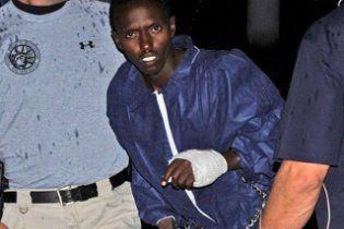 Сомалійського пірата в США засудили до 33 років в'язниці