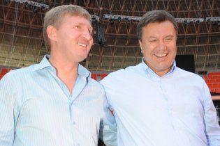 """Янукович привітав """"Шахтар"""" з історичною перемогою"""