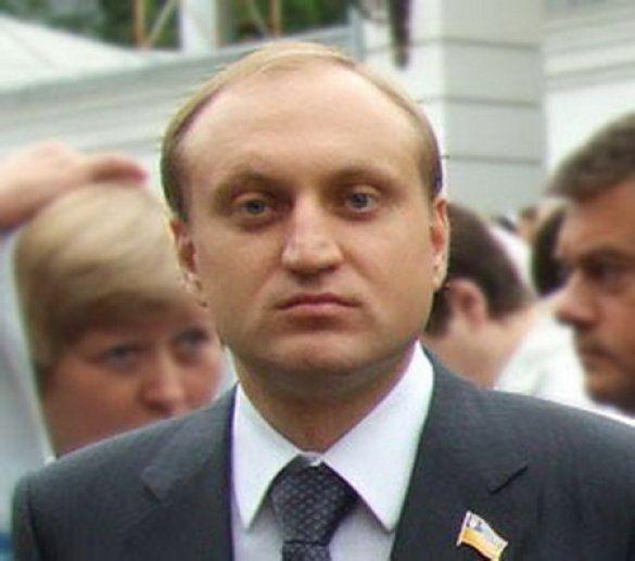 Син генпрокурора Артем Пшонка