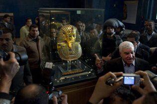 В Египте нашли часть похищенных из Каирского музея экспонатов