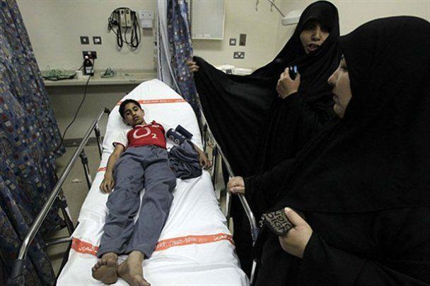 Полиция разогнала протесты в Бахрейне палками