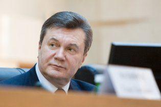 В Киеве отказались переименовывать  улицу в честь названого отца Януковича