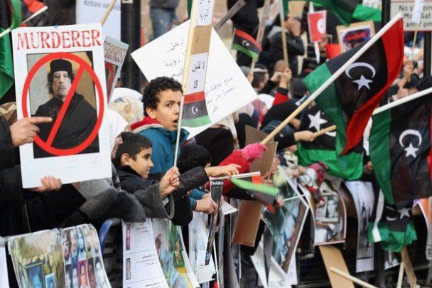 В Ливии оппозиция захватила контроль над Бенгази