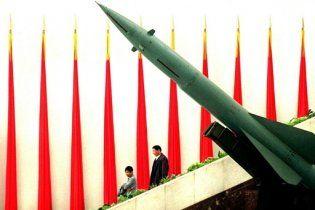 Китай разрабатывает новую боевую ракету