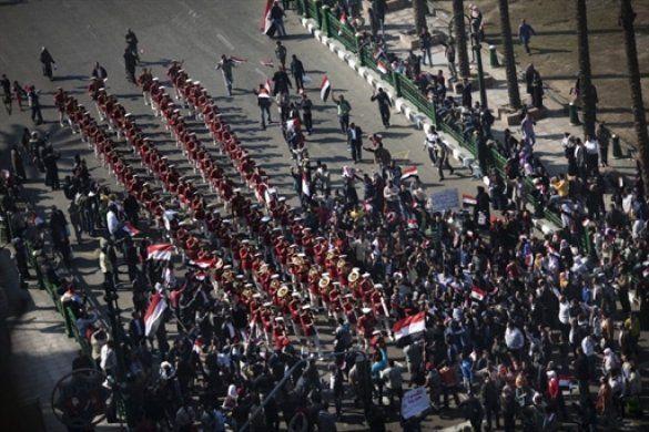 Марш перемоги, Єгипет_6