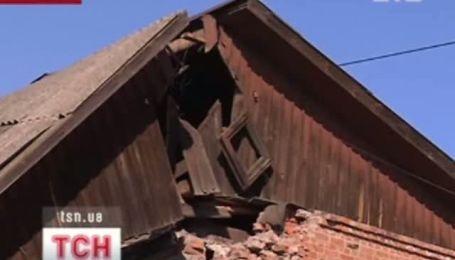 В Сумах вибухнув будинок