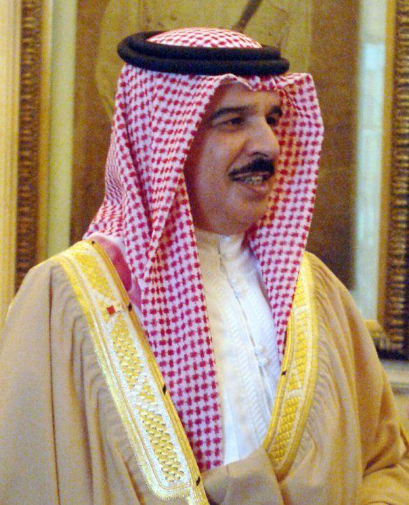Король Бахрейну Хамад бен Іса аль-Халіфа