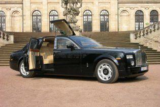 Rolls-Royce розробив електроверсію Phantom