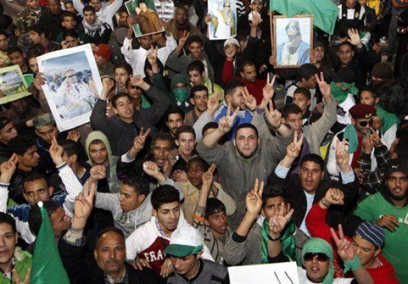 Протести проти Кадаффі в Лівії_4