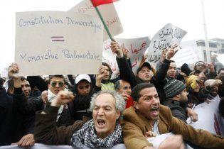 """Власти Марокко после акций протестов пообещали """"ускоренные реформы"""""""