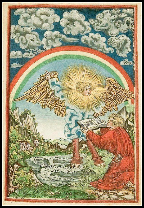 В Германии нашли Библию, которую создал Мартин Лютер