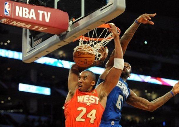 Брайант и Ко выиграли Матч всех звезд НБА