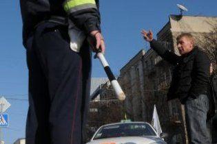 Міліція затримала кривдників кримських даїшників