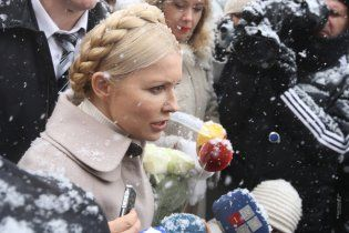 Прес-служба Тимошенко попросила журналістів запитати в неї про Лесю Українку