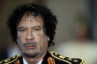 МЗС Лівії: у Каддафі немає рахунків у банках Швейцарії