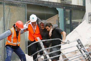 Новозеландские врачи рассказали, как вытаскивали живых людей из-под завалов по кускам