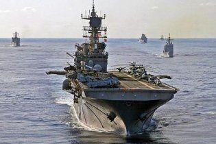 Иран пугает США своими кораблями