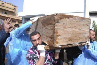 Шокирующие свидетельства зверств Каддафи: непокорных военных сжигали заживо