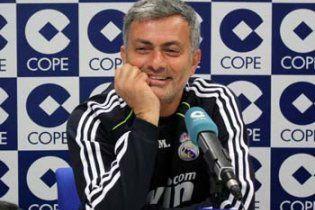 """Моурінью: """"Реал"""" є чемпіоном європейського футболу"""