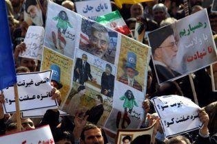 В Ірані розпочались арешти лідерів опозиції
