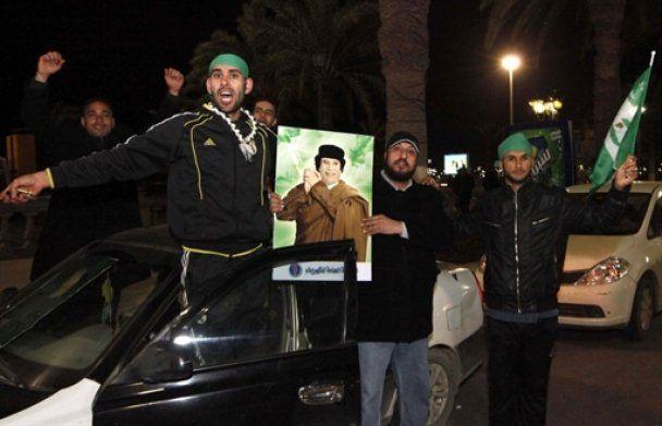 Видео израильского ви-джея стало хитом ливийской революции
